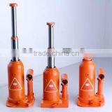 4Ton two step hydraulic bottle car jacks(horizontal auto car body tools & equipments)