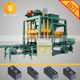 QTJ4-25 hollow brick machine/turkish block making machines price/laying a concrete block used