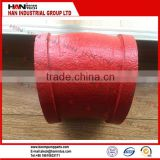 trucks spare parts 45 90 degree steel elbow pipe concrete pump elbow / bend for PM SCHWING