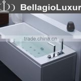 LED lighting rectangular spa bath
