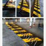 car park barrier scientific design miniature speed bumps eroson hotsale spiral tyre killer top spike tyre killer