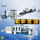 plastic disposable food container making machine