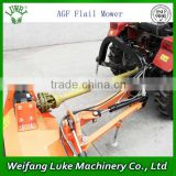 Tractor mounted heavy Side-shift flail mower hay mower
