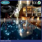 2.0mm solid core underwater fiber optic lighting cable for swimming pool light decoration