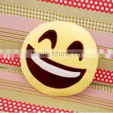 Wholesale popular emoji pillow custom travel pillow emoji massage plush pillow travel pillow