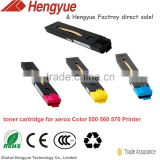 Cost-Saving Compatible 6R1525 6R1526 6R1527 6R1528 Toner Cartridge for Xerox Color 550 560 570 Printer