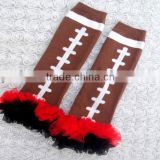 New style fashion football baby legwarmers