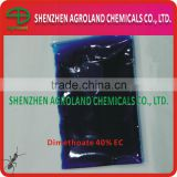agrochemical Dimethoate 40 EC in insecticide