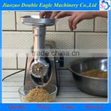 Factory Price stainless steel electric small bird feed pellet making machine/Poultry Feed Mill