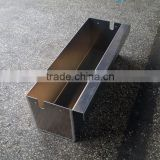 Aluminum trough