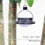 Economic useful outdoor waterproof solar led lights portable camping lamp