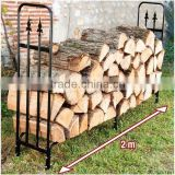 Log storage Rack