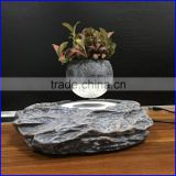 Floating bonsai fly flowerpot HCNT patent floating system