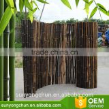 Expanding bamboo folding garden trellis for flowers arrangement
