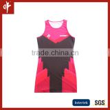 NO MOQ newest design tennis badminton sport wear