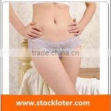 Ladies Sexy Stock Cheap Cotton France Sexy Girls In G Strings, Thongs, Women G-string Underwear