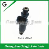 Auto parts 23250-0D010 Fuel Injector For Car