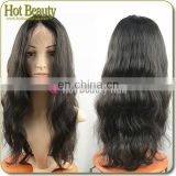 Ample supply and prompt delivery jewish kosher human hair wigs