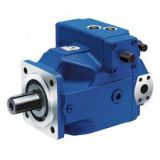 A7vo160lrd/63l-npb01 Rexroth A7vo Hydraulic Piston Pump 63cc 112cc Displacement Ultra Axial