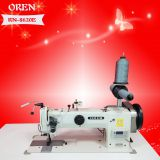 Super thick material sewing machine