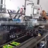 High Speed Automatic Horizontal Continuous Pharmacy Capsule Tablet Blister Cartoning Machine