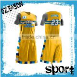 Hot sale customized basketball jersey set for basketball team                                                                                                         Supplier's Choice