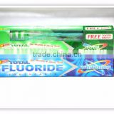 SILICA BASED WHITE TARTER CONTROL TOOTHPASTE