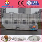 Stainless steel multilayer hot air circulation pressed coconut meat drying machine (SMS:0086 13603989150)