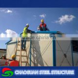 Prefab ready assemble labor homes for construction site labor worker