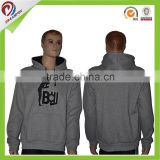 Wholesale alibaba cotton embroidery high quality xxxxl hoodies wholesale, screen print men sports hoody