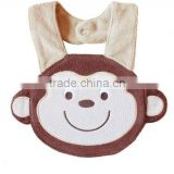 Wholesale Animals Design Waterproof Baby Bibs