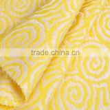 21%Poly 12%Nylon 67%Rayon Jacquard Fabric