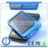 Wholesale Solar Power Bank 5000mah for all Brands Mobile Phone, Low price solar power banks for rechargerable