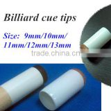customer billiard cue tips professtion pool cue tips snooker cue tips