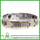 High quality fashion bio magnetic jewelry tungsten germanium bracelet china jewelry wholesale