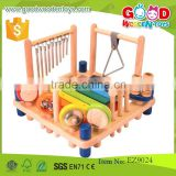 2015 New Item Kids Music Instrument, Wood Educational Toys Musical Sets                                                                         Quality Choice