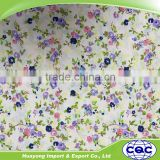 polyester cotton muslin fabric for bed sheets/hotel bed sheets material/bed sheets fabric