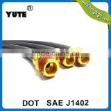 sae j1402 DOT approved trailer 3/8 inch air brake hose assembly