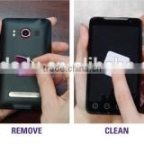 2016 Hot sell factory price novelty sticky mobile phone screen cleaner
