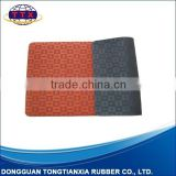 office chair rubber floor mat