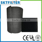 Activated carbon air filter media roll for air pufificr                                                                         Quality Choice
