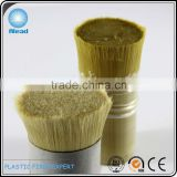 Hollow or tri-hollow nylon 612 for paint brush, high end paint brush filament plastic fiber