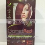 Professional noni black hair color shampoo,Chinese Herb Color Shampoo