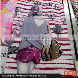 2016 Vogue Favo Factory Service New Designs Fabric Textile Printing