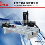 cnc cylinder engraving machine in wood router