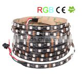 60 LEDs/m RGB High Lumen Led Light Strip WS2811 Chip,12V Led Flexibal Strip Light SMD 5050