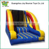 sticky wall inflatable rental game cheap inflatable games equipment