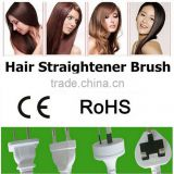 Alibaba Express Electric Hair Straightening Brush with Sprayer, Top 10 Hair Brush Straighteners