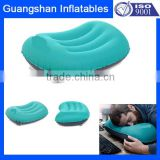 back rest inflatable neck pillow for travel