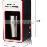 single cup coffee machine/ single cup coffee maker/ Instant coffee machine/drip coffee maker/American coffee maker